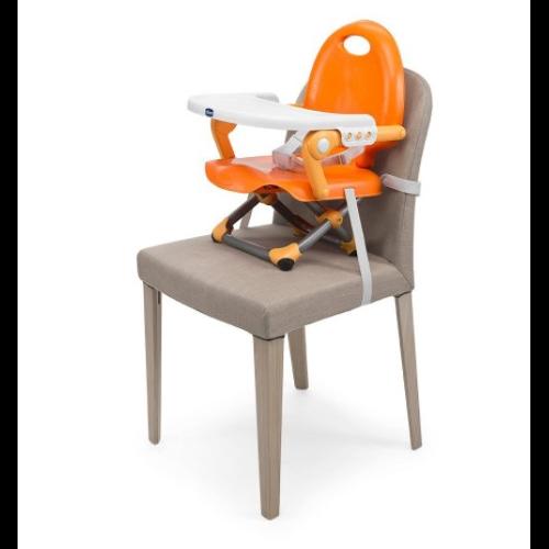 d169fd7dff9 Chicco Κάθισμα Φαγητού για Καρέκλα Pocket Snack Mandarino